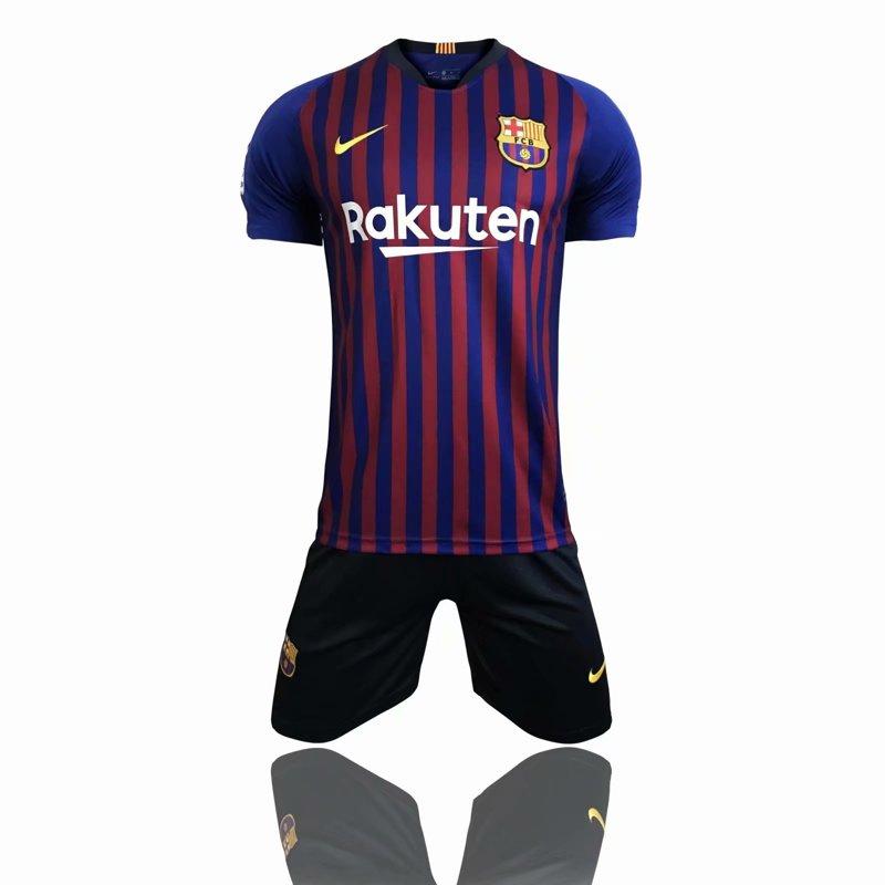 09a202219c Primera Equipación Adultos y Niños 2018 1019 FC Barcelona Nike. Talla